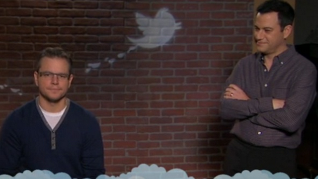 """Jimmy Kimmel Releases A Brand New """"Celebrities Read Mean Tweets"""" Video: Watch The Hilariousness Inside!"""