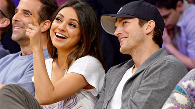 A New Report Claims Ashton Kutcher And Mila Kunis Are Engaged (RING PHOTO INSIDE!)