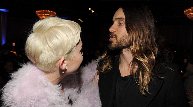 Miley Cyrus and 42-Year-Old Jared Leto Are Allegedly Hooking Up