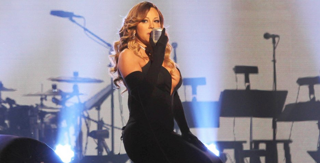 Mariah Carey Shows Off Breasts During BET Honors Performance, Revealing Photos Inside!