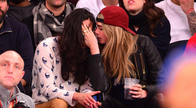 Supermodel Cara Delevingne Might Be Dating Michelle Rodriguez