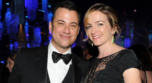 Jimmy Kimmel And His Wife Molly McNearney Expecting First Child Together (VIDEO)