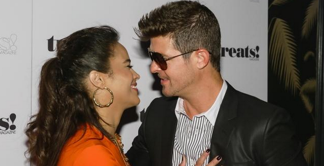 Robin Thicke And Paula Patton Call It Quits After Nine Years Of Marriage