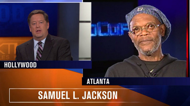 Samuel L. Jackson Goes OFF On Anchor Who Confuses Him With Laurence Fishburne (VIDEO)