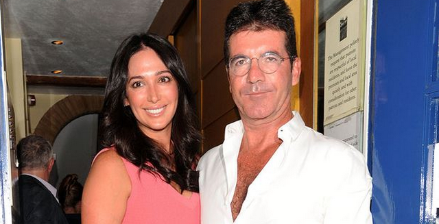 Simon Cowell and Lauren Silverman Show Off Their Baby Boy (PHOTOS)