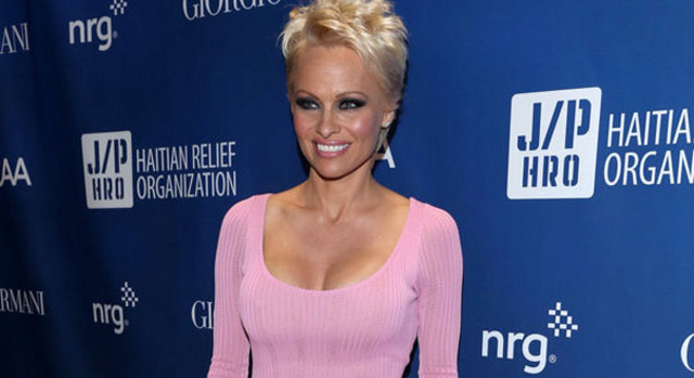 Pamela Anderson Admits She Thought Sex With Short Hair Would Be Weird