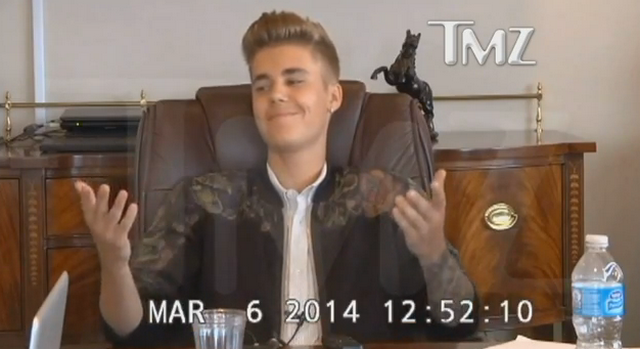 """Justin Bieber's Deposition Video Is """"MUST WATCH"""" Material (FULL VIDEO INSIDE!)"""