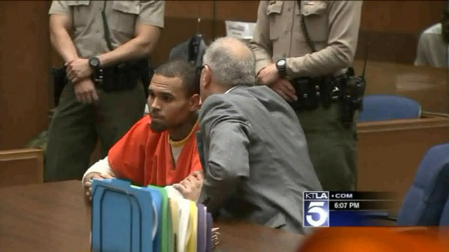 It Looks Like Chris Brown Might Have Found A Way Out Of Jail, Details Inside!