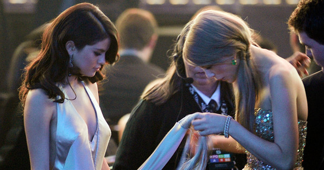 Taylor Swift Is Appalled That Selena Gomez Is Back With Justin Bieber