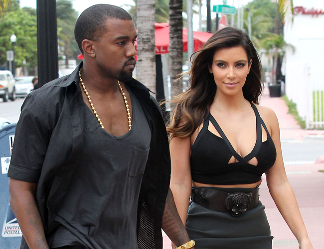 Kim and Kanye's Pre-nup – $1 Million for Every Year They Can Stand Each Other