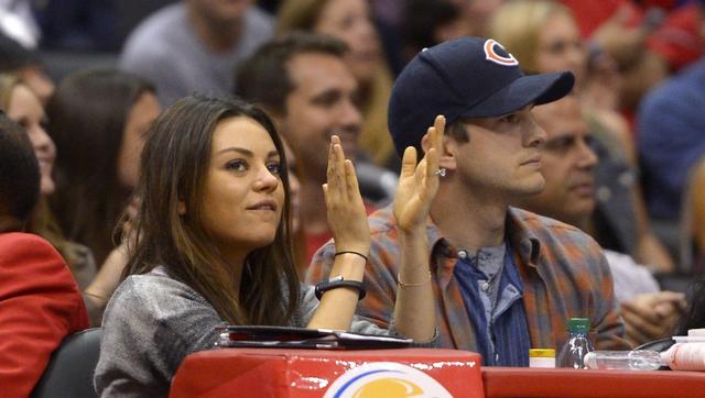 Ashton Kutcher Proves Dreams Do Come True, Impregnates Mila Kunis!