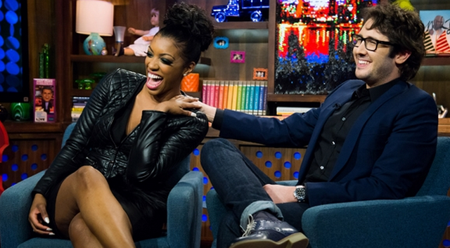 Porsha Williams NOT Dating African Dictator's Son, Claims She Doesn't Even Know Him!