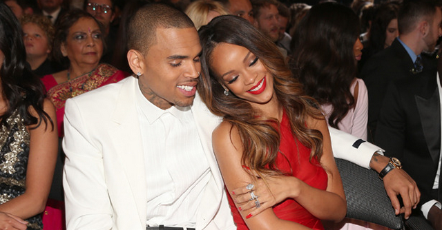"""Chris Brown Is Cool With Drake """"Getting It In"""" With Rihanna"""