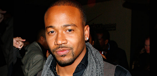 'Scandal' Star Columbus Short Arrested On A Felony Charge