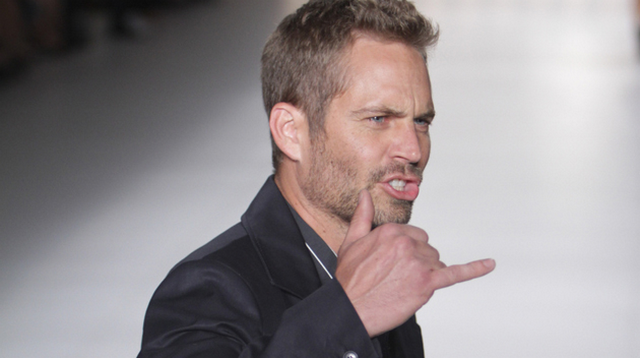 Investigators Say 'Unsafe Driving' Was To Blame For Paul Walker's Fatal Crash