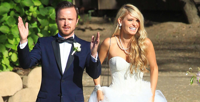 Aaron Paul Is Completely In Love With His Wife, Talks About Having Kids