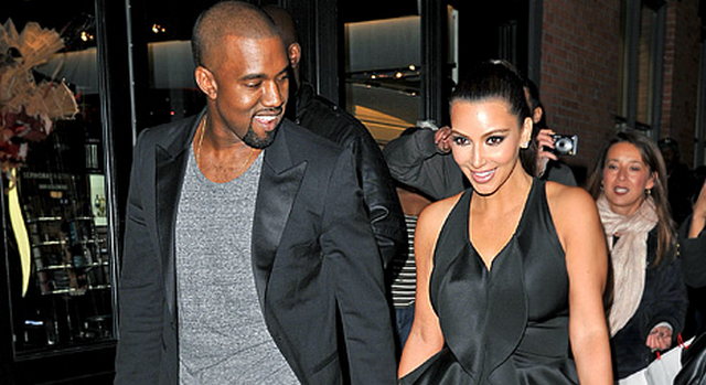 Kim Kardashian And Kanye West Have A Wedding Date!