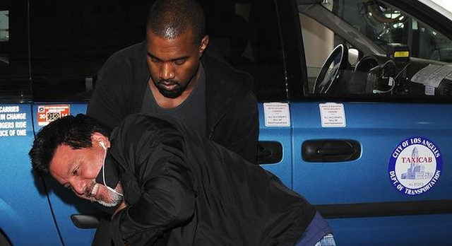 Kanye West Sentenced To 24 Anger Management Therapy Sessions