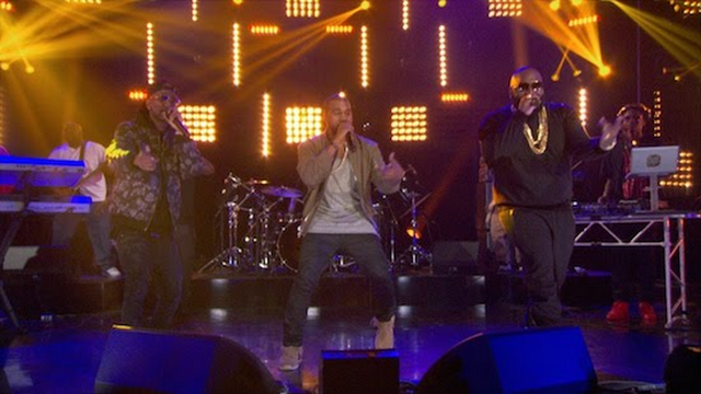 Kanye West Shocks The Arsenio Hall Show Audience With Surprise Performance (VIDEO)