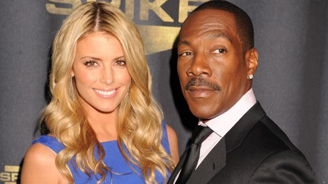 Eddie Murphy Is Surrounded By Hotness, Girlfriend Shows Off Bikini Body While On Vacation! (PHOTOS)