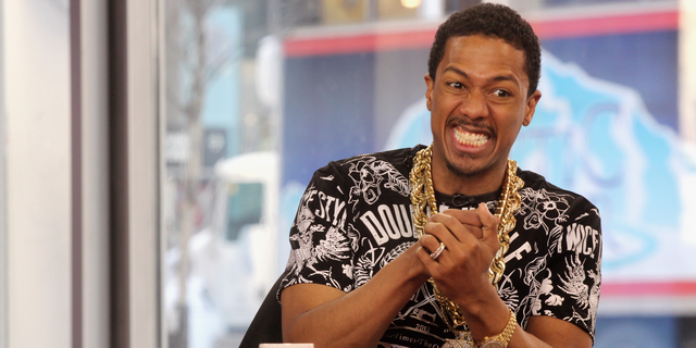 Nick Cannon Calls Out Brad Pitt, Where is YOUR Sex List?