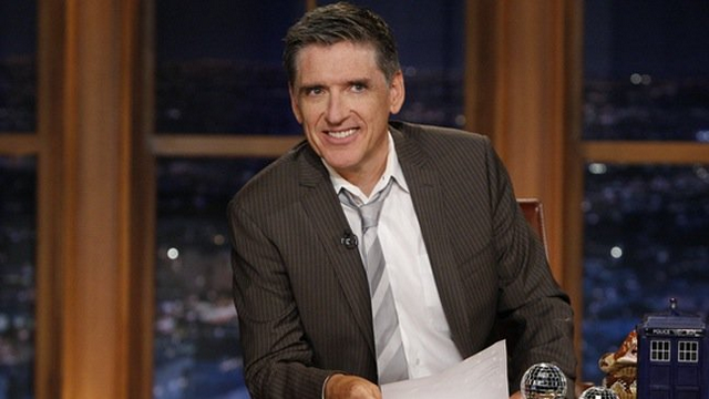 Craig Ferguson Announces He Will Be Leaving 'Late Late Show' In December (VIDEO)