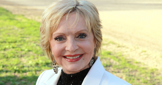 80-Year-Old Florence Henderson Claims Much Younger Men Still Ask Her Out On Dates