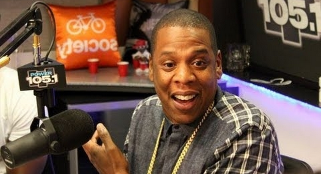Jay Z Making White Folks Angry With His Five Percent Nation Bling (PHOTOS)