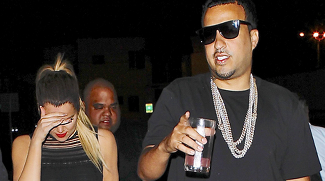 Khloe Kardashian Looks Mighty Fine During Dinner Date With French Montana