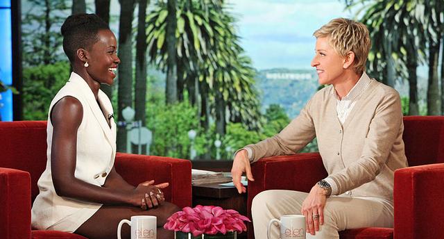 Lupita Nyong'o Named People's Most Beautiful Woman!