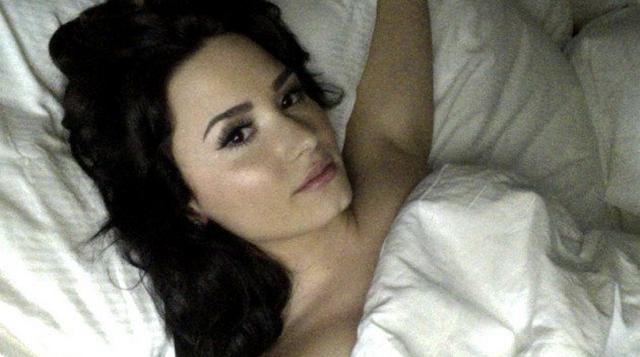Demi Lovato Topless Photos Leak Online, Wilmer Valderrama Makes Special Appearance