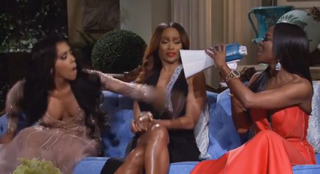 Report Claims Porsha Williams Was Drunk And High On Painkillers Before Attack On Kenya Moore