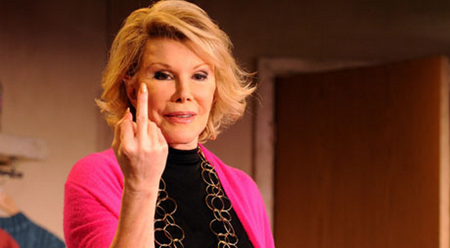 When Is Joan Rivers Going To Die?