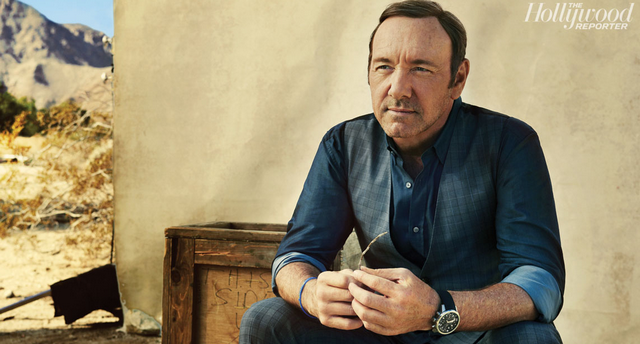 Kevin Spacey Needs His Space, Hates Being Asked About His Private Life