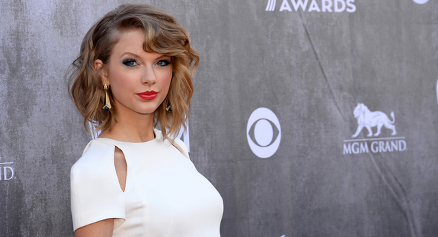 Taylor Swift Leads Group Of White People In Horrible Dance Routine