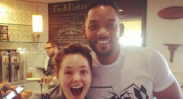 Good Guy Will Smith Helps With Fan's Baby Announcement In The Coolest Way Possible