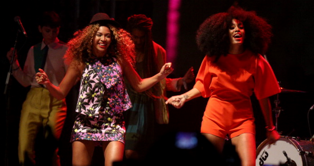 Beyonce Adds More Confusion To Family Drama, Posts Several Photos Of Solange To Instagram