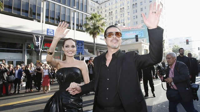 Brad Pitt Attacked On Red Carpet At 'Maleficent' Premiere, Find Out Why You Might Recognize His Attacker