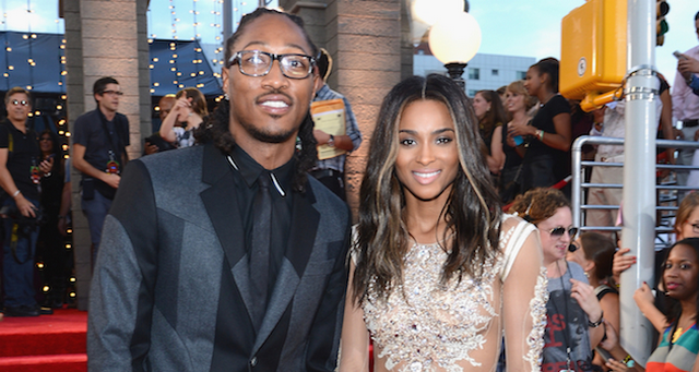 Ciara Gives Birth To Baby Boy, Future Becomes Daddy For The Fourth Time!
