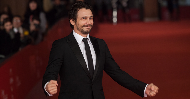 James Franco Insists He Never Had Sex With Lindsay Lohan, Claims She's A Stalker