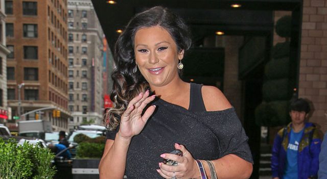JWoww Tells TMZ To Suck A D**k After Website Jokingly Confuses Her With Lil' Kim