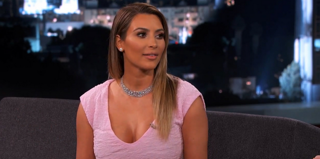 Kim Kardashian Admits Fears Of Racism In A Passionate Blog Post