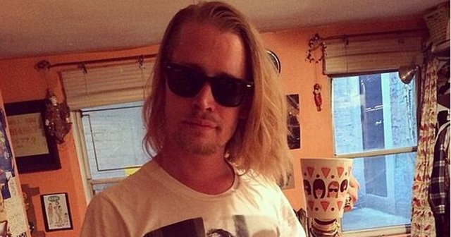 Macaulay Culkin Wears Shirt Of Ryan Gosling Wearing A Shirt Of Macaulay Culkin…HUH?