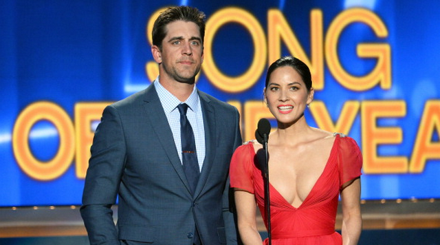 Aaron Rodgers Is Not Gay, NFL Star Dating Hollywood Actress Olivia Munn!