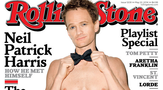 Neil Patrick Harris Takes It All Off For Rolling Stone, See The Photo Inside!