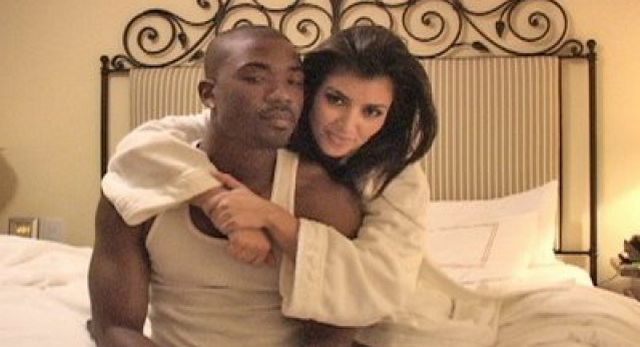 Most Amazing Wedding Gift Ever? Ray J Plans To Give Kim Kardashian Profits From Their Sex Tape