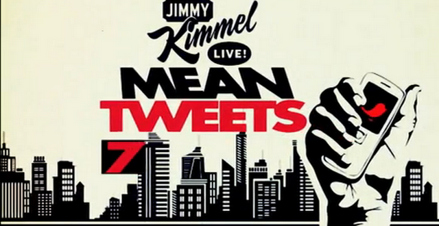 The 7th Edition Of 'Celebrities Read Mean Tweets' Featuring Emma Stone, Sofia Vergara And More! (VIDEO)