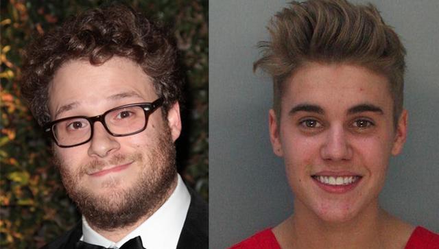 "Seth Rogen Makes Us Feel Better About Hating Justin Bieber, Calls Him A ""Motherf–ker"" On Howard Stern"