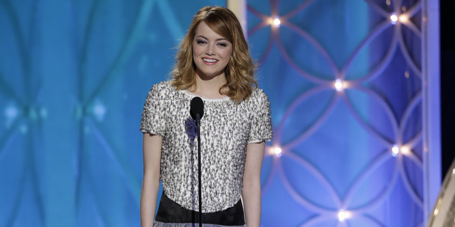 Emma Stone Claims She Has Trouble Keeping Weight On