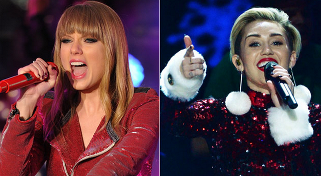 Miley Cyrus Called Taylor Swift A 'Sexless, Frigid Ice Princess' WHAT?